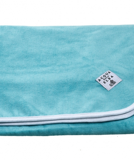 NEWBORN BABY BATHROBE