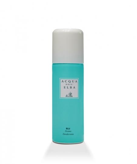Deodorante Donna Blu
