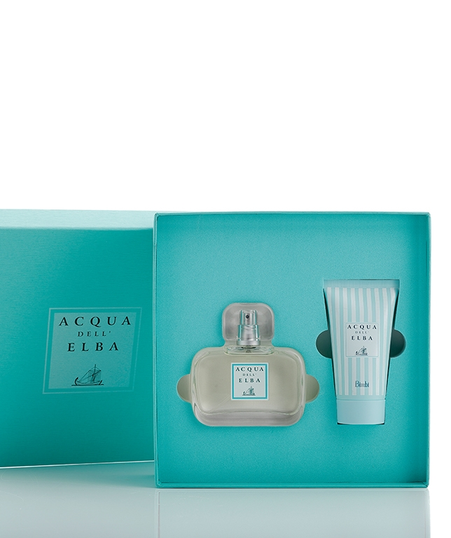 GIFT SET EAU DE TOILETTE BIMBI 50 ML