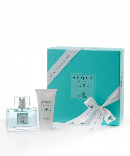Gift box Eau de Parfum Classica Uomo 50 ml + Aftershave Classica 50 ml