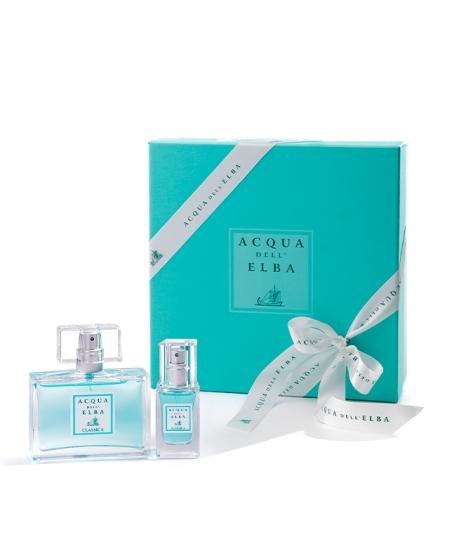 Confezione regalo Eau de Parfum Classica Uomo 50 ml + Dopobarba Classica 50 ml