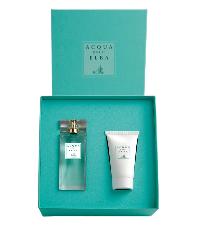 Gift box  Eau de Toilette Classica Woman 50 ml + Body Lotion Classica 50 ml