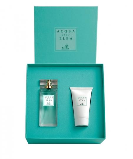 Paquet Cadeau Eau de Toilette 50 ml + Crème hydratante pour le corps  50 ml • Classica Femme