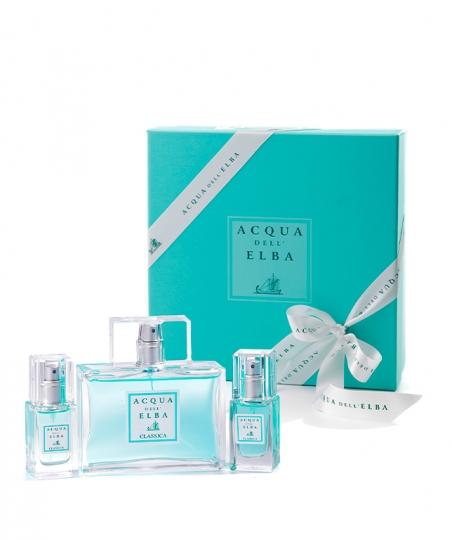 Confezione regalo Eau de Parfum Classica Uomo 100 ml + Eau de Parfum Classica Uomo 15 ml