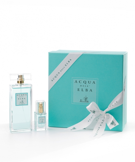 Gift Box Eau de Toilette 100 ml + Eau de Toilette 15 ml • Classica Fragrance Women