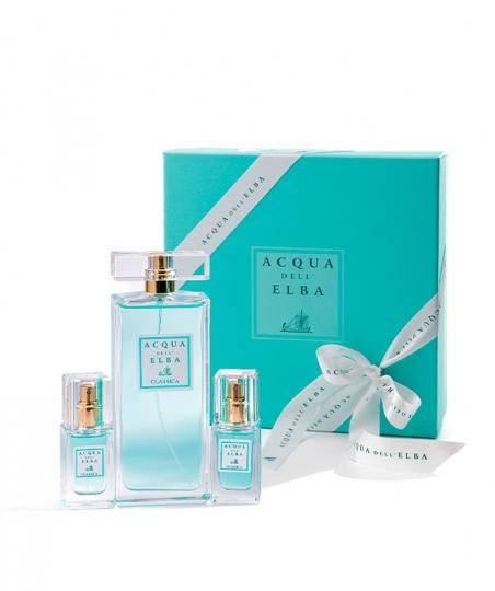 Confezione regalo Eau de Parfum Classica Donna 100 ml + Eau de Parfum Classica Donna 15 ml