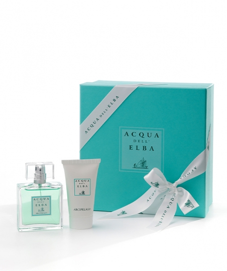 Gift Box Eau de Parfum 50 ml + Aftershave 50 ml • Arcipelago Fragrance Man