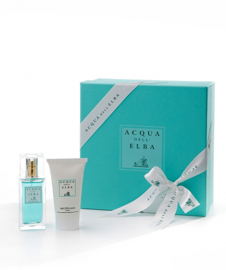Gift Box Eau de Toilette 50 ml + Moisturising Body Cream 50 ml • Arcipelago Fragrance Women
