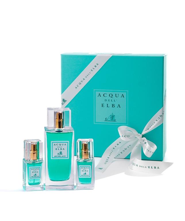 Paquet Cadeau Eau de Toilette 100 ml + Eau de Toilette 15 ml • Arcipelago Fragrance Femme