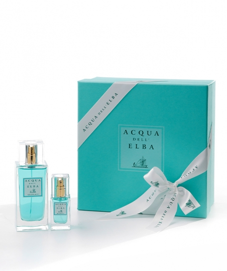 Gift box Eau de Parfum 100 ml + Eau de Parfum 15 ml • Arcipelago Women