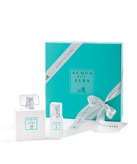 Paquet Cadeau Eau de Toilette 50 ml + Gel Douche Shampoing 50 ml • Sport pour Elle et Lui