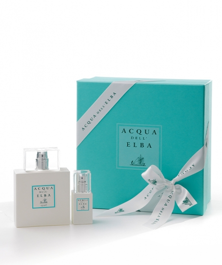 Gift Box Eau de Toilette 100 ml + Eau de Toilette 15 ml • Sport for Him and for Her