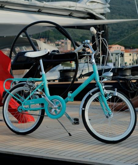 Bicicletta Bermuda pieghevole