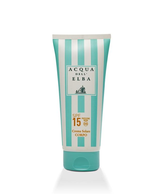 Crèmes solaires pour le corps • 200 ml • SPF 15