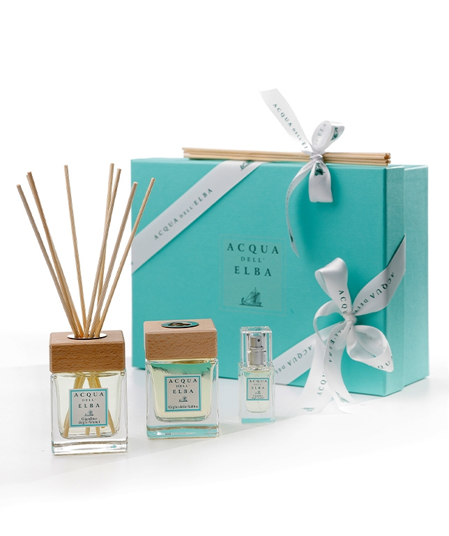 Gift Box Ambiente 100 ml • 202D