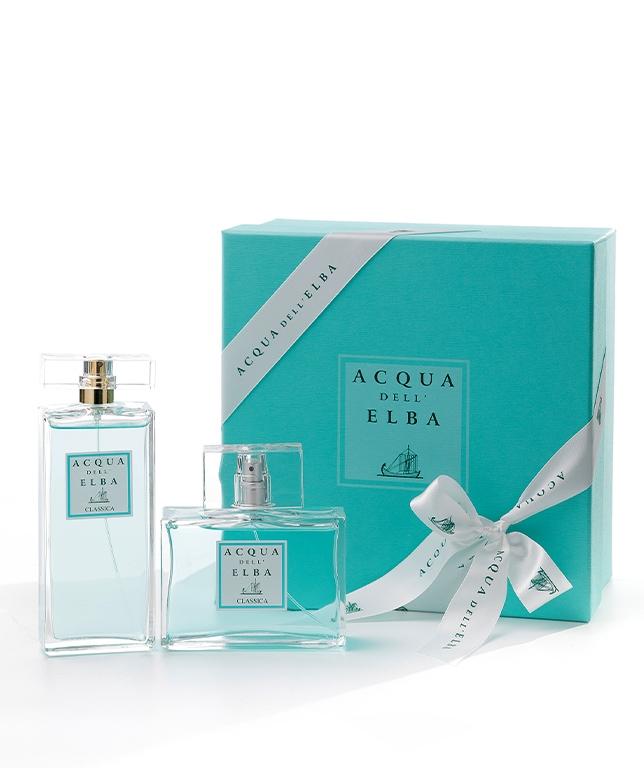 Gift Box Fragrance Men and Women • CG-30