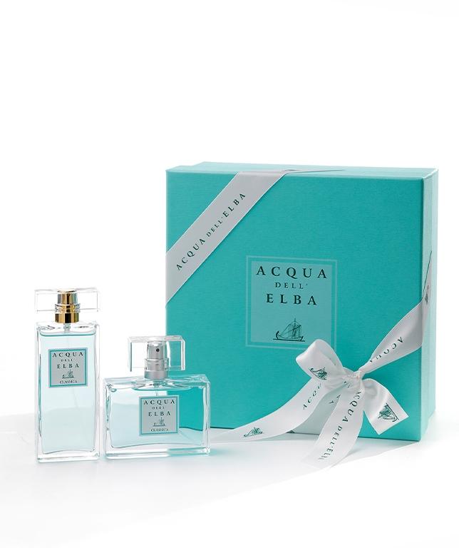 Gift Box Fragrance Men and Women • CG-41