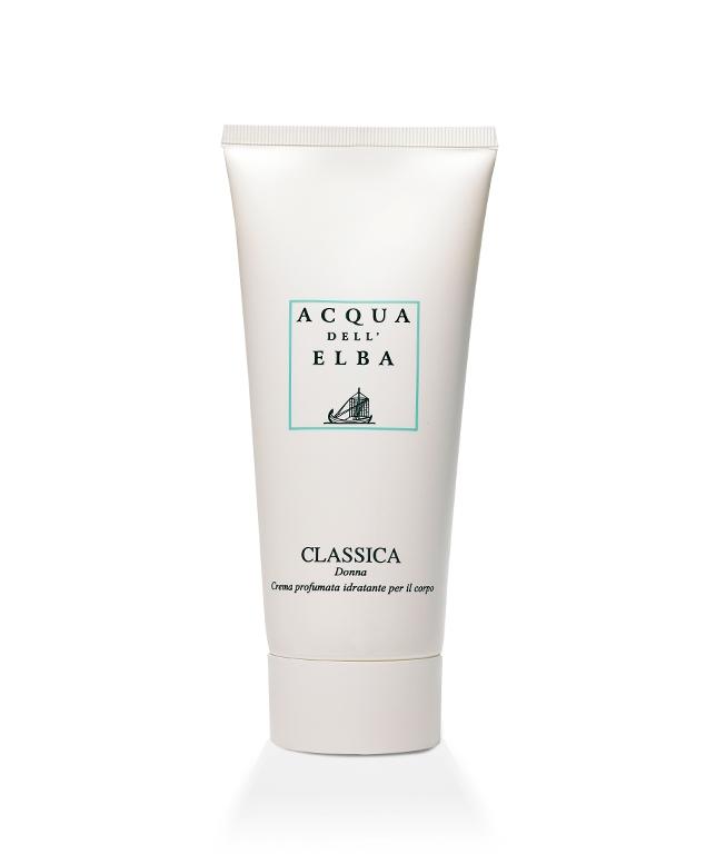 Crème Hydratante pour le Corps • Classica Fragrance Femme • 200 ml