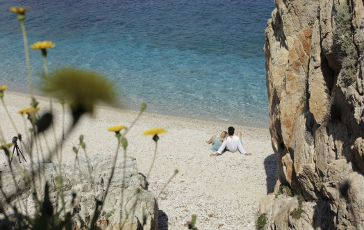 TWO ON A ISLAND: VALENTINE'S DAY AT ELBA