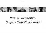 PREMIO GIORNALISTICO BARBIELLINI AMIDEI