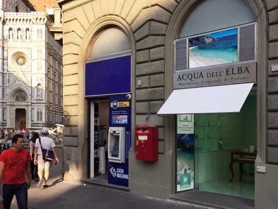 Acqua Dell Elba Firenze