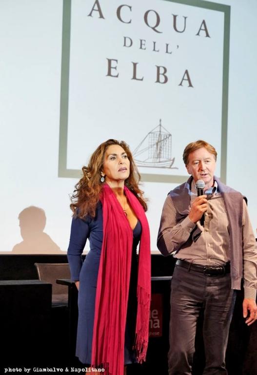 Acqua dell'Elba ad Aqua Film Festival