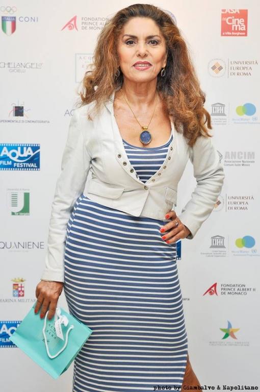 Eleonora Vallone, organizzatrice della manifestazione