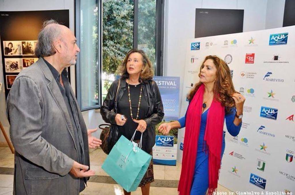 Paola Gassman, Eleonora Vallone e Scarchilli