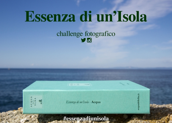 INIZIA IL CHALLENGE #ESSENZADIUNISOLA