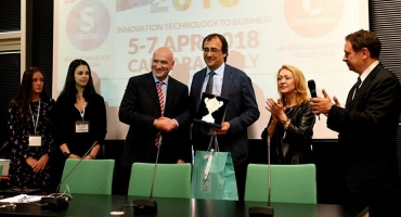 UN TOCCO PROFUMATO PER L'EDIZIONE 2018 DI 'SEATEC-COMPOTEC'