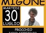 SPETTACOLO COMICO, MIGONE