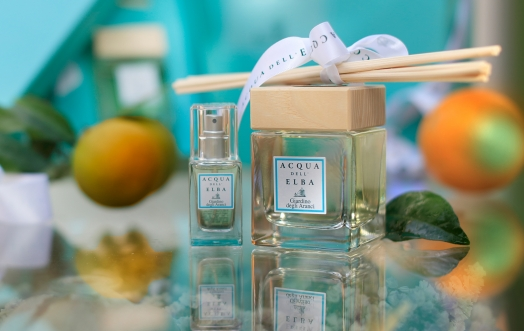 HOME FRAGRANCE DIFFUSERS: ORANGES, TANGERINES AND THE ESSENCE OF CHRISTMAS.