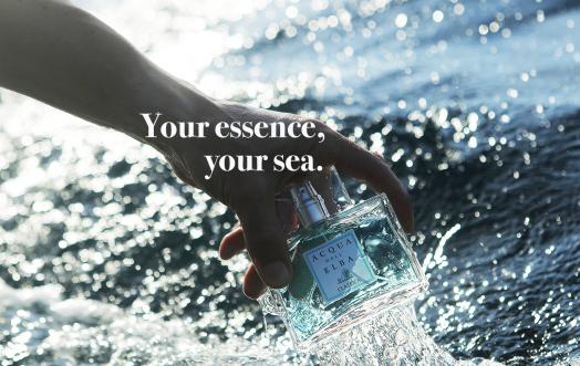 Your essence, your sea: profumo di novità...