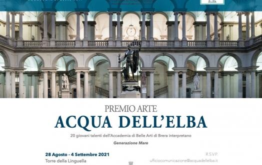 """""""Generation Meer"""", die 5° Edition des Premio Arte Acqua dell'Elba"""