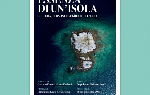 """""""Essenza di un'Isola"""": The """"Voice"""" of Acqua dell'Elba"""