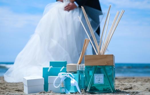 Matrimonio da sogno: nasce la linea Wedding di Acqua dell'Elba