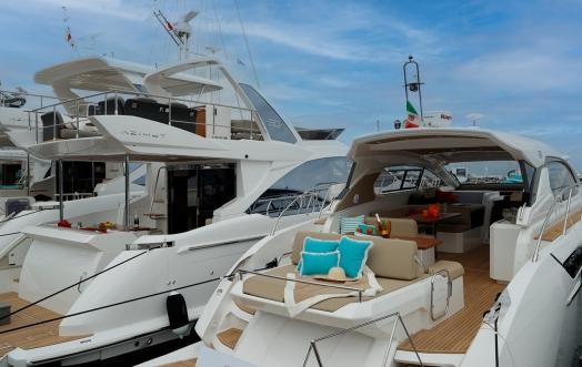 Acqua dell'Elba beim Cannes Yachting Festival 2021