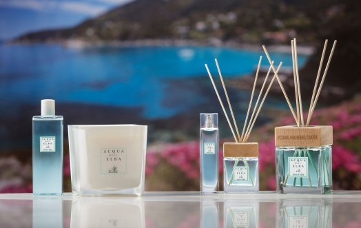 ACQUA DELL'ELBA: THE SCENT OF HOME.