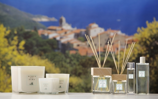 FLORAL FRAGRANCES: A SEA OF NATURAL SENSATIONS.