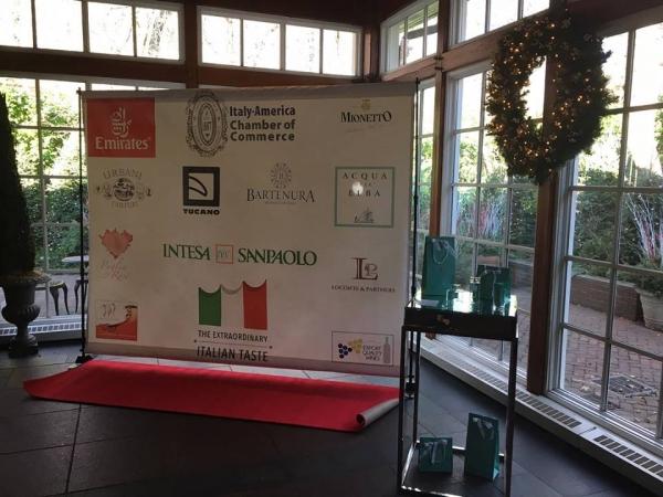 NEW YORK ACCOGLIE ACQUA DELL'ELBA SPONSOR DELL'EVENTO 'THE EXTRAORDINARY ITALIAN TASTE'