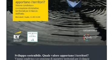 #ELBA2035 PRIMO STEP IL WEBINAR DI MERCOLEDI' 1 LUGLIO