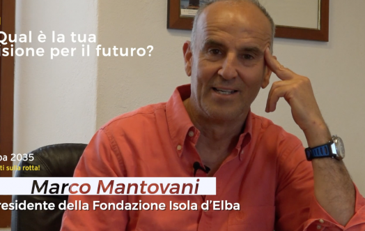 #ELBA2035: INTERVIEW WITH MARCO MANTOVANI