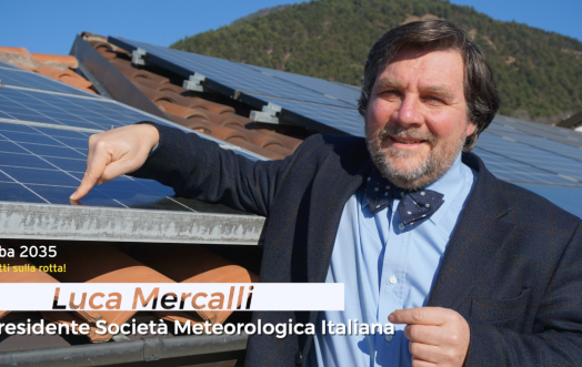 #ELBA2035: INTERVIEW WITH LUCA MERCALLI