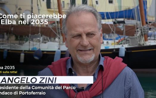 #ELBA2035: INTERVISTA CON ANGELO ZINI