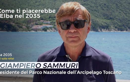 #ELBA2035: INTERVISTA CON GIAMPIERO SAMMURI
