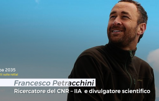 #ELBA2035: INTERVISTA A FRANCESCO PETRACCHINI