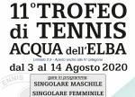11° TROFEO DI TENNIS 'ACQUA DELL'ELBA'