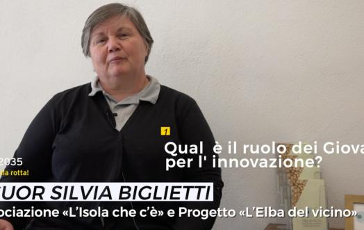 #ELBA2035: SUOR SILVIA BIGLIETTI.
