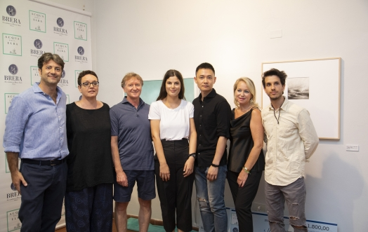 Acqua dell'Elba Arts Prize: the Award Winners.